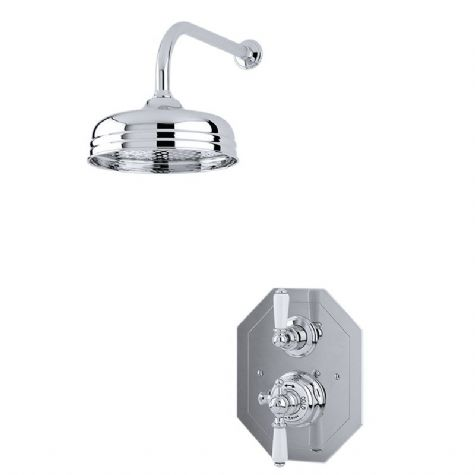 TSS3 Perrin & Rowe Traditional Shower Set 3